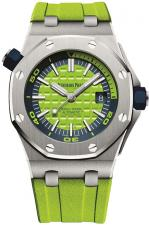 Audemars Piguet / Royal Oak Offshore  / 15710ST.OO.A038CA.01