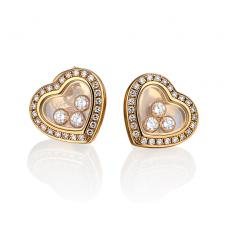 Chopard HAPPY HEART EARRINGS
