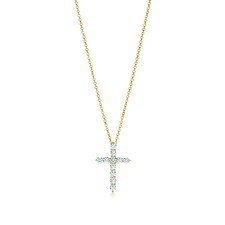 Tiffany & Co CROSS PENDANT