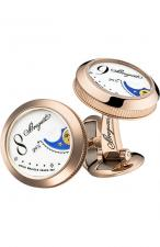Breguet Pair Watch Email Grand Feu