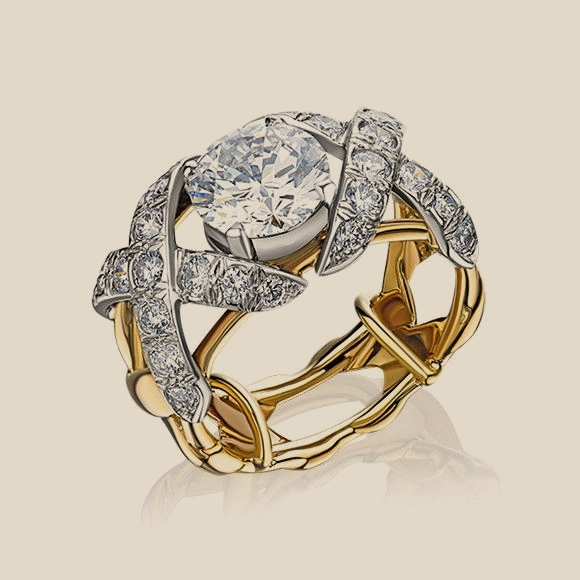 Tiffany & Co - 2.04 CT G/VVS1