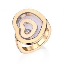 Chopard HAPPY SPIRIT HEARTS RING