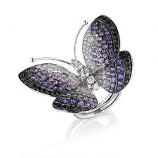 Palmiero BUTTERFLY RING