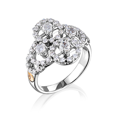 DAMIANI JULIETTE DIAMOND RING