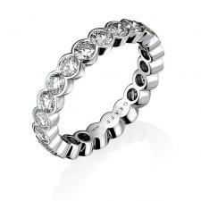 GRAFF ETERNITY RING, DIAMONDS