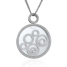 Chopard HAPPY DIAMONDS NECKLACE