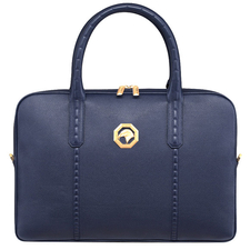 Stefano Ricci HANDMADE BUSINESS BAG IN CALFSKIN LEATHER