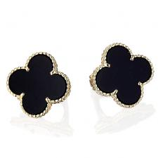 Van Cleef & Arpels. MAGIC ALHAMBRA EARRINGS