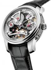 Greubel Forsey / Double Tourbillon 30° / Double Tourbillon Technique WG Silver