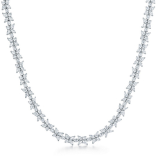 Tiffany & Co MEXID CLUSTER NECKLACE