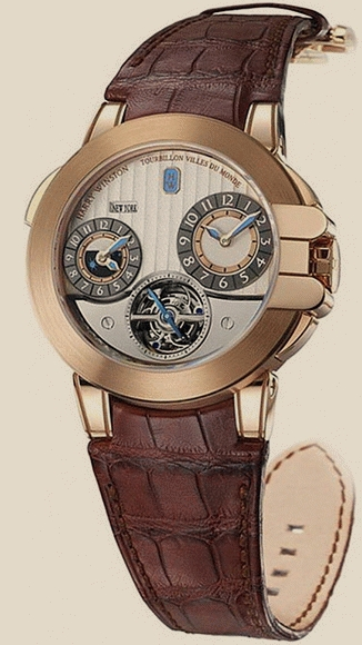 Harry Winston - 400-MATTZ45RL-WA