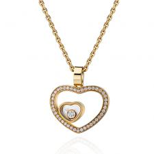 Chopard HAPPY DIAMONDS HEART PENDANT