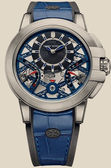 Harry Winston - OCEABI42ZZ001