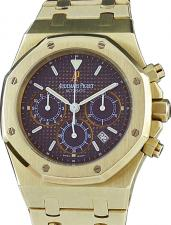 Audemars Piguet / Royal Oak / 25860BA.0.1110BA.01