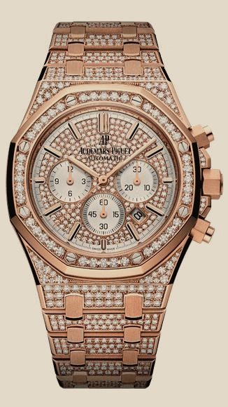 Audemars Piguet - 26322OR.ZZ.1222OR.01