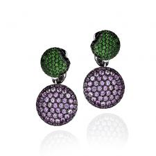 Boucheron MACARON EARRINGS