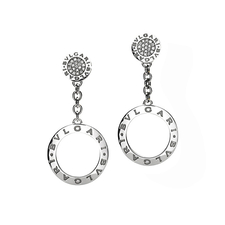 Bvlgari BVLGARI BVLGARI DROP EARRINGS