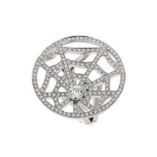Chaumet SPIDER NET RING