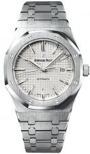Audemars Piguet / Royal Oak / 15400ST.OO.1220ST.02