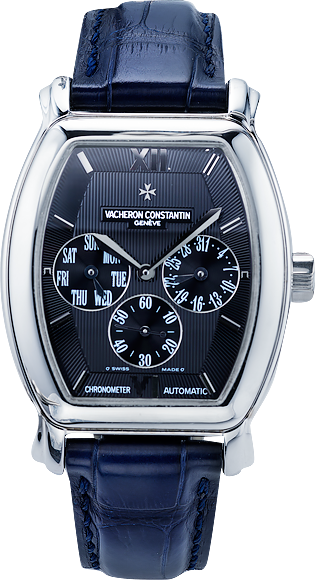 Швейцарские часы Vacheron Constantin Tonneau Day & Date Royal Eagle