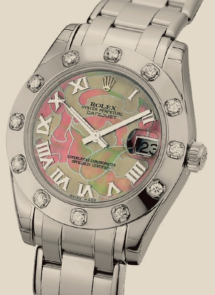 Швейцарские часы Rolex Special Edition Datejust 34mm