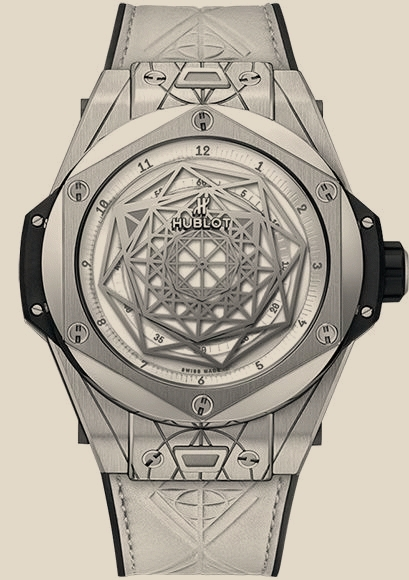 Купить HUBLOT Big Bang 45mm Sang Bleu