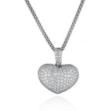 RalfDiamonds HEART PENDANT