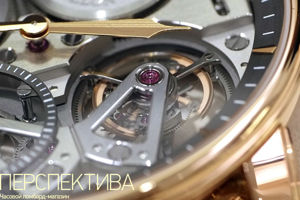 Arnold & Son Constant Force Tourbillon мануфактурный калибр